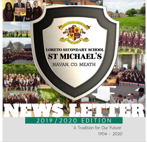 2020 School Newsletter