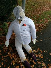 Transition Year - Scarecrows....