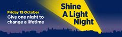 Shine a light - Sleep out 2021